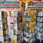 Huge selection of balloons to choose from