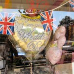 Balloons and bunting for special occasions